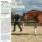 """Artikel zum Longenkurs in der Zeitschrift """"Mein Pferd"""""""