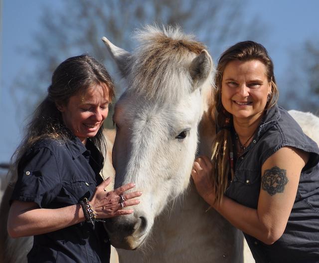 Babette Teschen und Tania